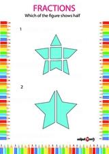Identify correct fraction 3