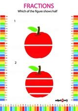 Identify correct fraction 4