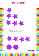 Identify correct pattern 3