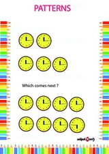 Identify correct pattern 7