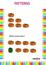 Identify correct pattern 8