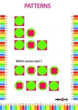 Identify correct pattern 9