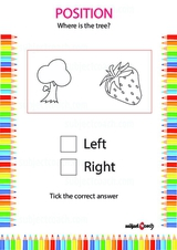Identify correct position 6