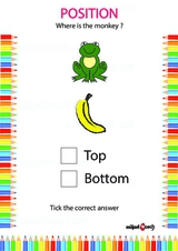 Identify correct position 10