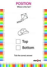 Identify correct position 11