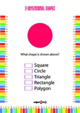 Two Dimensional - 2D Problem Worksheet #4