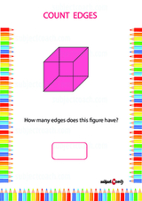 Count the edges Problem Worksheet #1