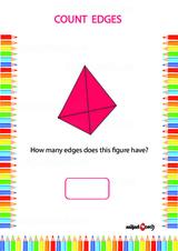 Count the edges Problem Worksheet #3