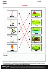 Homes of Farm Animals/1