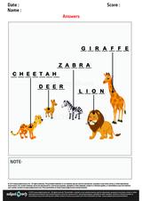 Label Animals/1