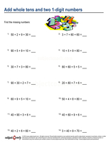 Whole Number Addition/sheet  (13)