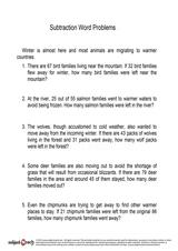Word Problems/Sheet1