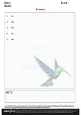 boilogical science/birds