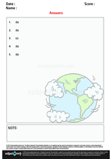 Earth and space sciences/measuring earthquakes
