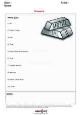 Metal Quiz/1