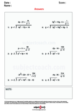 Number and Algebra/Monomials and Polynomials (8)